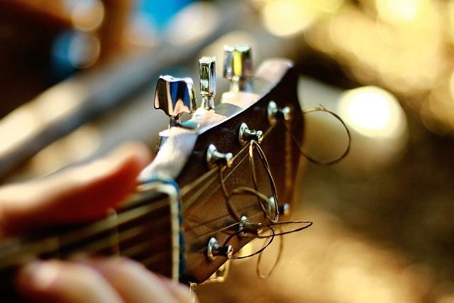 Gitaros kursai ir atskiros pamokos