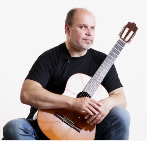 Gintaras Jakelis - Gitaros pamokos