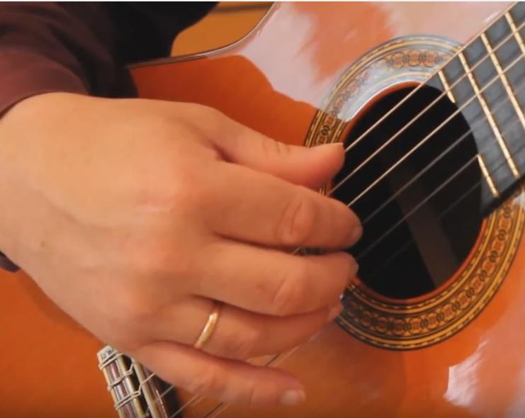 Gitaros pamoka. Ritmas gitarai