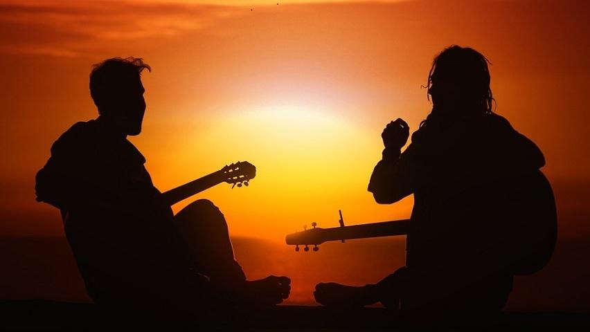 Laisve su gitara