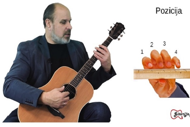 7 gitaros pamoka