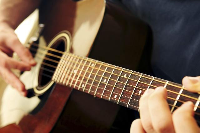 Pratimai gitarai natos TAB