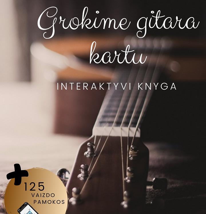 Grokime gitara kartu